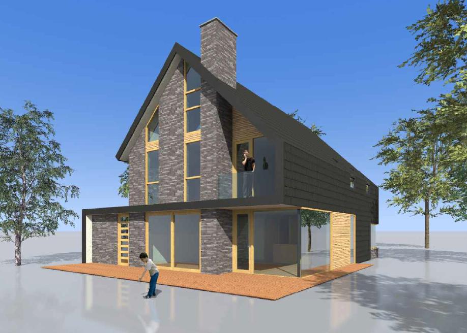 Nieuwbouw vrijstaande woning zeist goodijk calculaties for Nieuwbouw vrijstaande woning