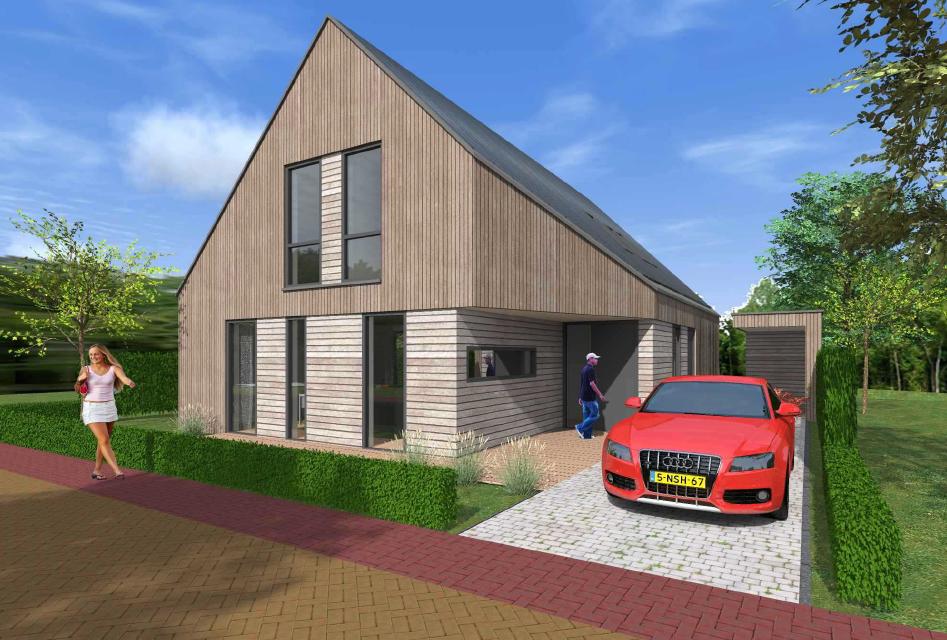 Nieuwbouw vrijstaande woning amsterdam goodijk calculaties for Nieuwbouw vrijstaande woning